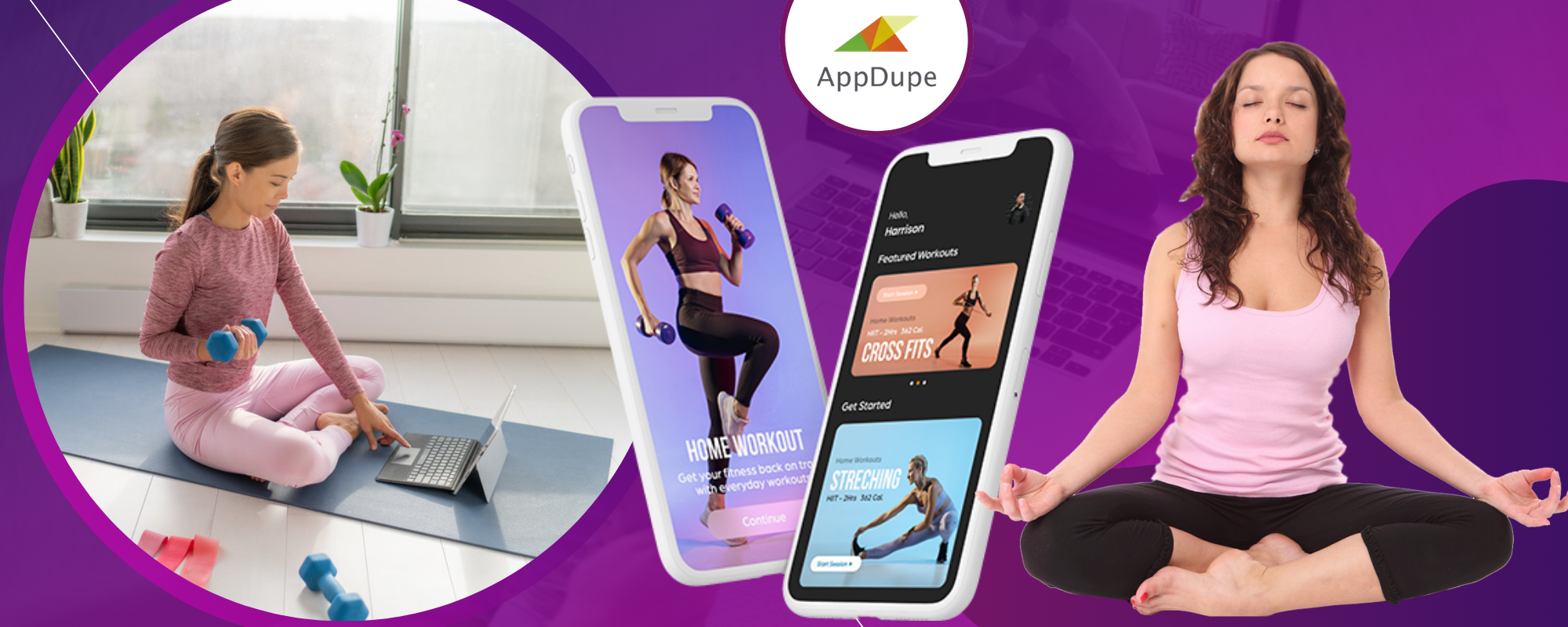 FitOn Clone: Curate Tailor-Made Fitness Plans For Users
