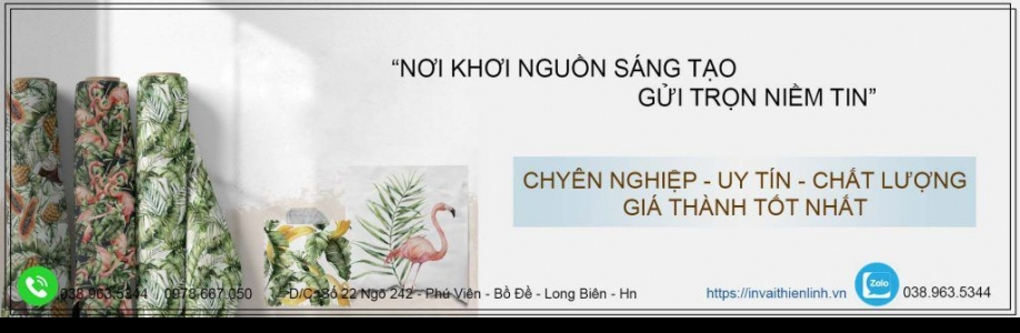 In vải Thiện Linh Cover Image